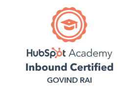 Hubspot-Academy-Inbound-Certified-Agency- Crazy Media Design